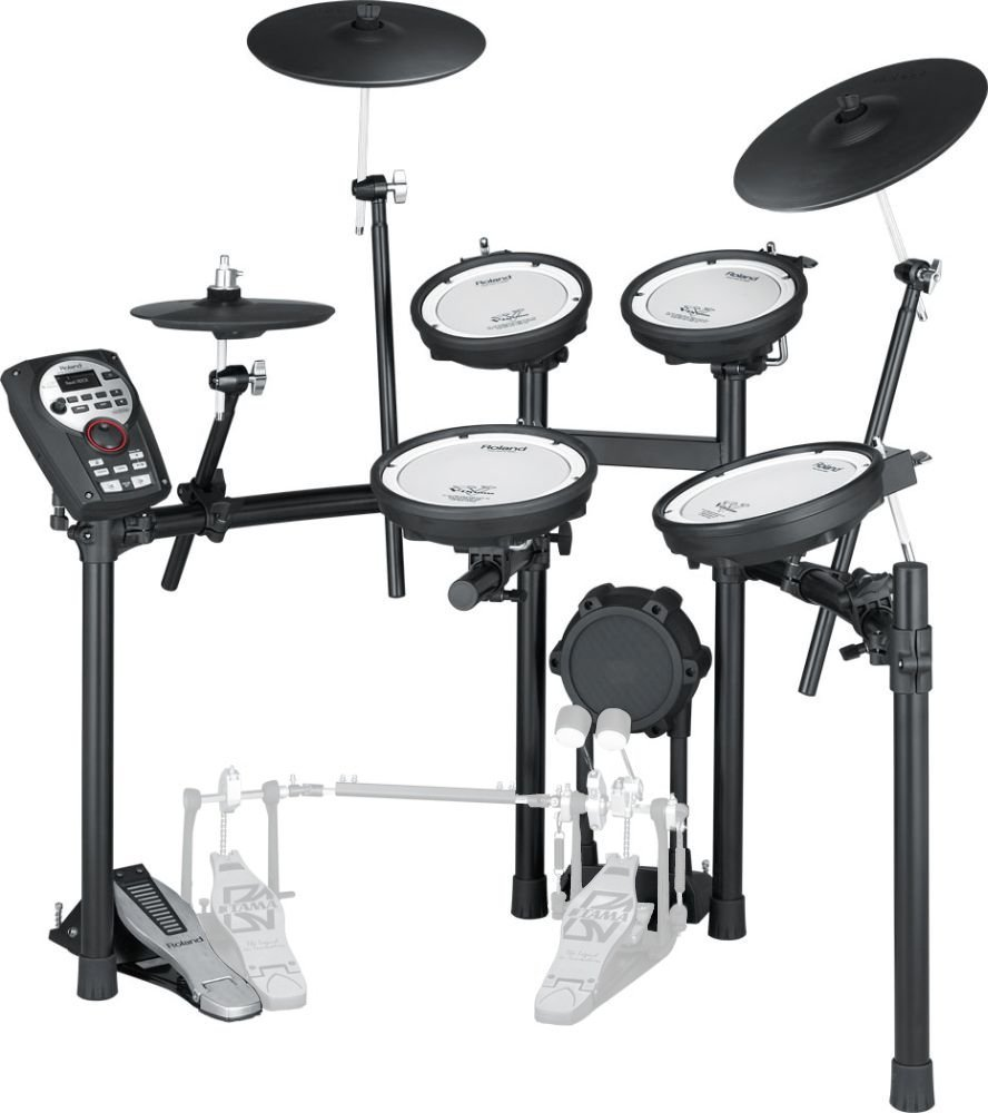 Review: Roland TD-11KV-S V-Compact Electronic Drum Kit