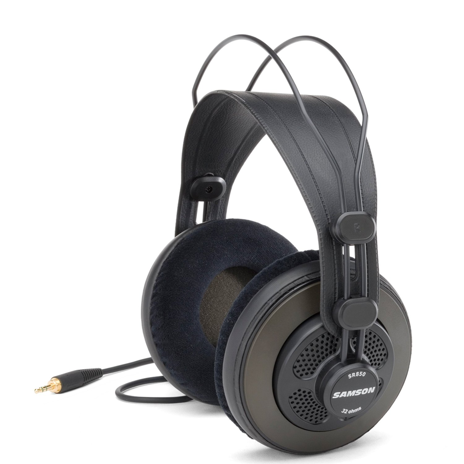 Review: Samson SR850 Studio Headphones