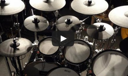 Converting an Acoustic Kit to Electronic Drums for Metal