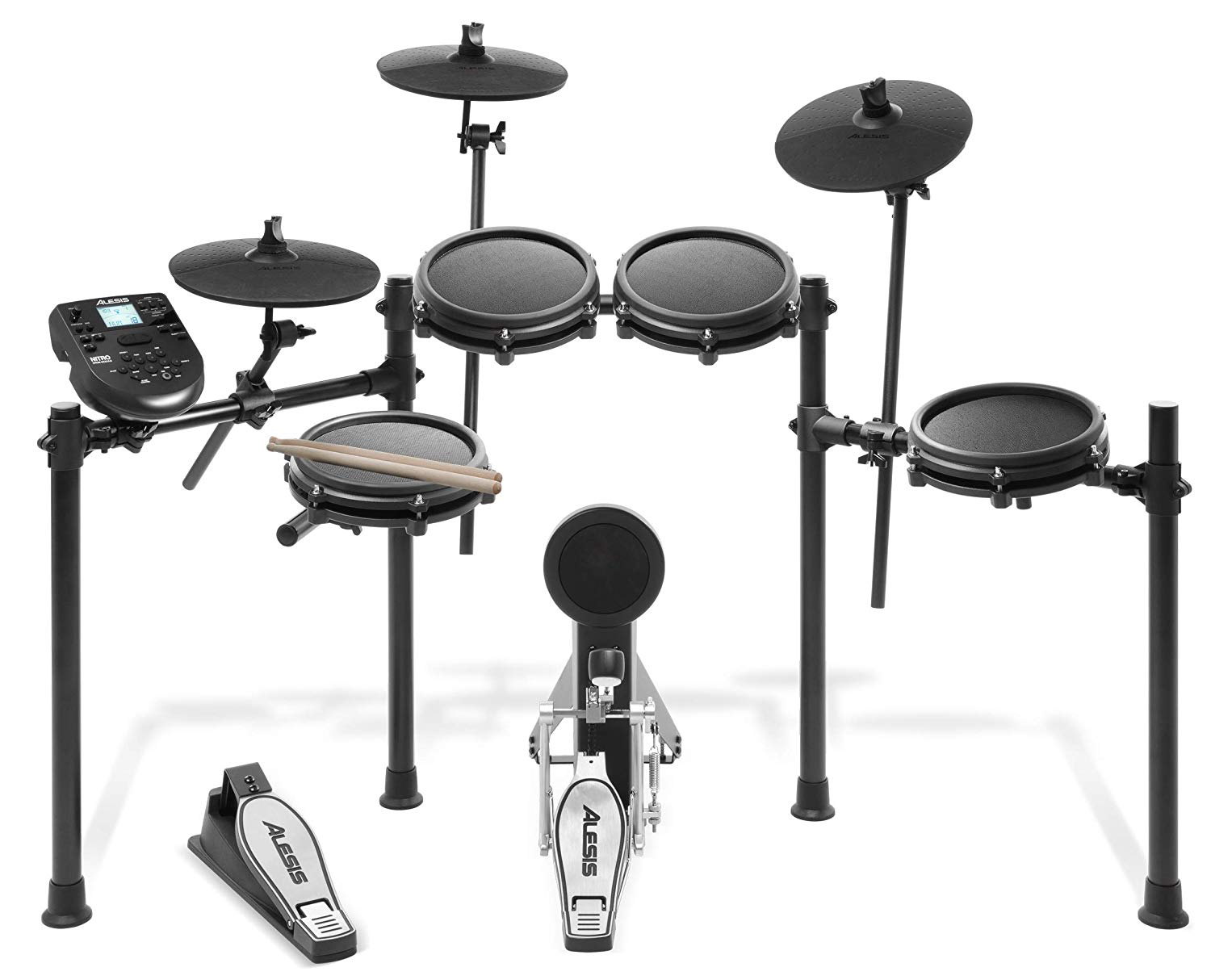 Review: Alesis Nitro Mesh Electronic Drum Kit