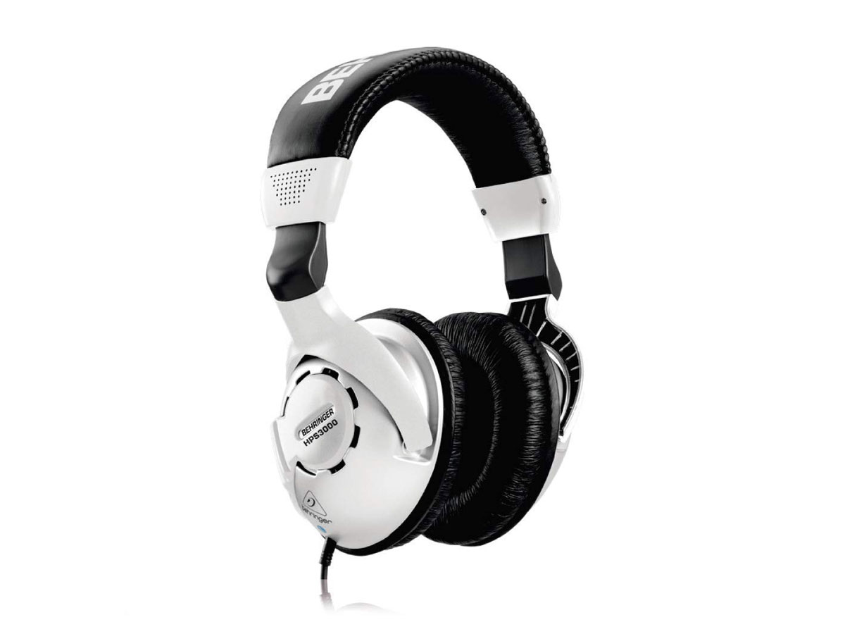 Review: Behringer HPS3000 Studio Headphones