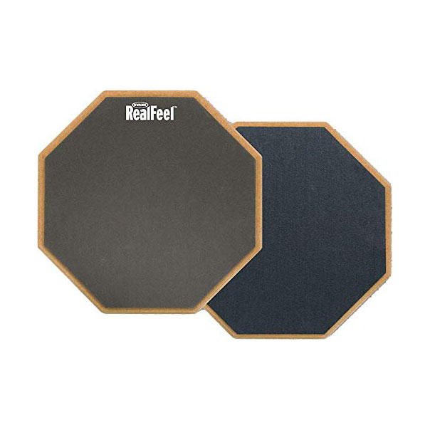 Review: Evans RealFeel 2-Sided Drum Practice Pad