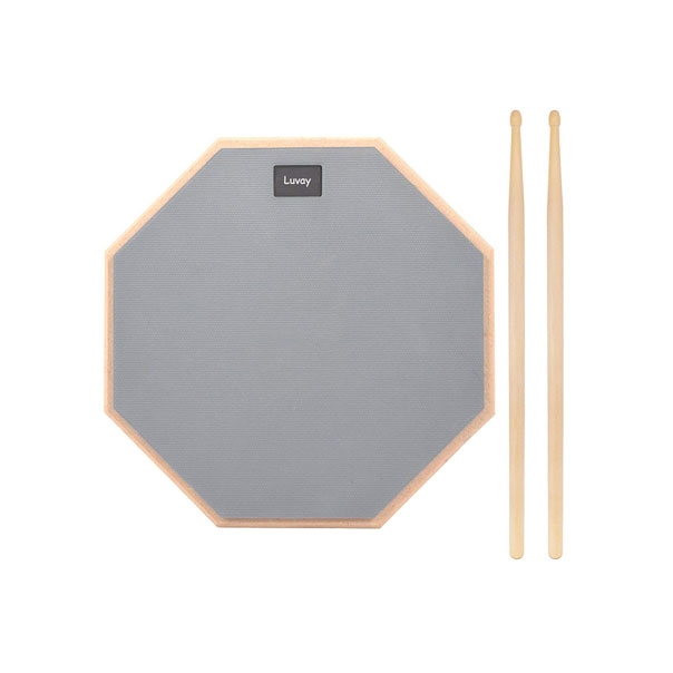 Review: Luvay Drum Practice Pad