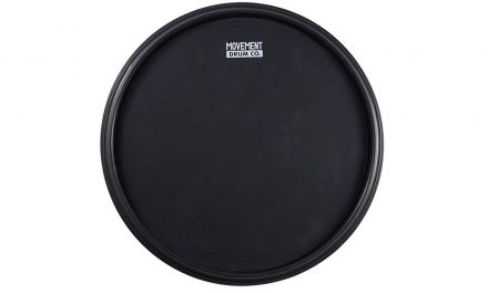 Review: Movement Drum Co. 4-in-1 Drum Practice Pad