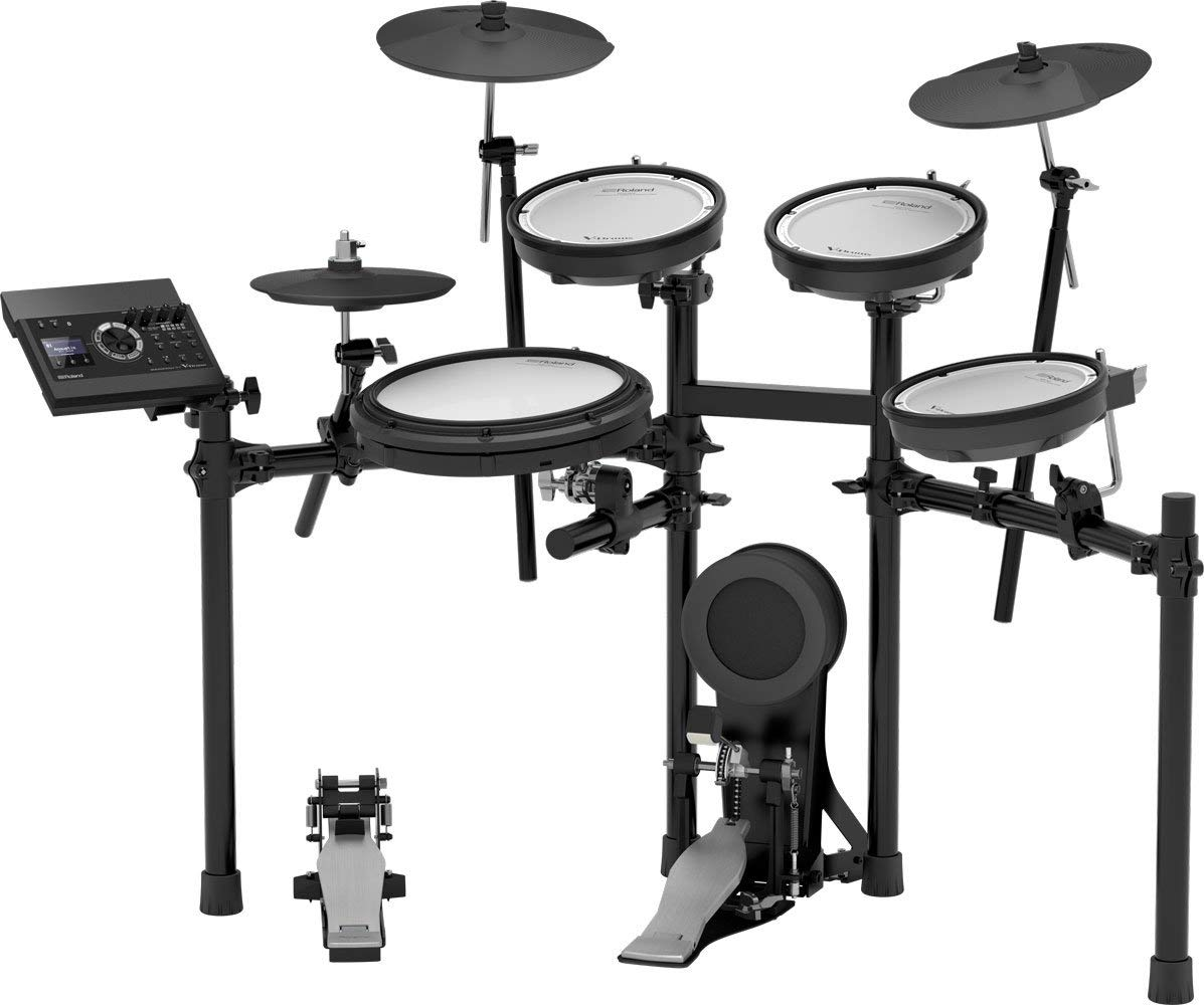 Review: Roland TD-17KV Electronic Drum Kit