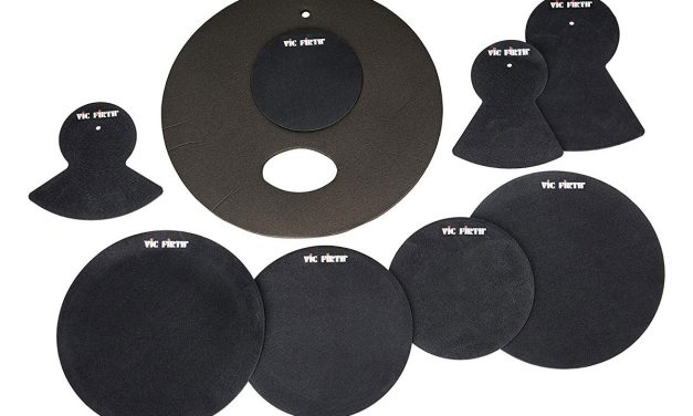 Review: Vic Firth Drum Mutes